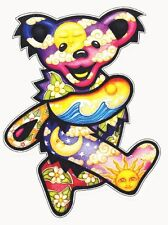 Dan Morris - Grateful Dead Dancing Bear Sticker / Decal