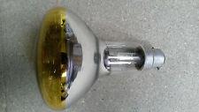 Crompton R95 Edison Screw Incandescent E27 ES Yellow Reflector Bulb 60w