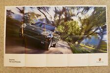 2002 Porsche Cayenne Poster RARE!! Awesome L@@K