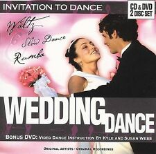FREE US SHIP. on ANY 3+ CDs! ~Used,Very Good CD : Invitation to Dance: Wedding D