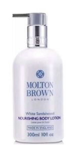 Molton Brown White Sandalwood Nourishing Body Lotion, 300ml (Unlabelled)