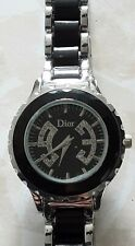 DIOR Wrist WATCH Bling *chipped Glass AS IS