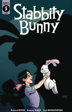 Stabbity Bunny 5 Richard Rivera 1st Print Scout Comics 2018 NM+