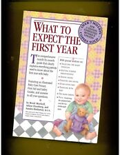 WHAT TO EXPECT THE FIRST YEAR by Eisenberg, Murkoff & Hathaway, 2003 Edition