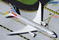 American Airlines Boeing 787-8 N802AN Gemini Jets GJAAL1867 Scale 1:400 IN STOCK