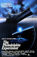 The Philadelphia Experiment movie poster (a)  - 11 x 17 inches - Michael Pare