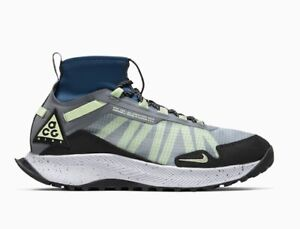 NIKE Acg Zoom Terra Zaherra Sneakers Heavy Blackgreen CQ0076-001