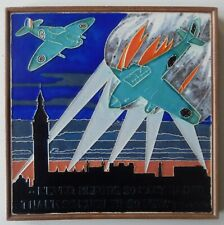 VERY RARE WESTRAVEN UTRECHT TILE WWII ROYAL AIRFORCE RAF