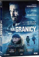 NA GRANICY DVD 2016 POLSKI POLISH