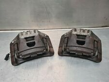 AUDI A8 D3 2002-2008 PAIR OF FRONT LEFT & RIGHT BRAKE CALIPERS X2