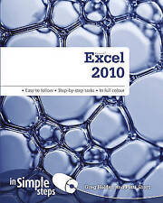 Excel 2010 in Simple Steps, Greg Holden, Patti Short | Paperback Book | Acceptab