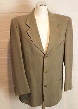 GIORGIO ARMANI Le COLLEZIONI Virgin Wool Blazer / Tailored Jacket - Size 39.5 R