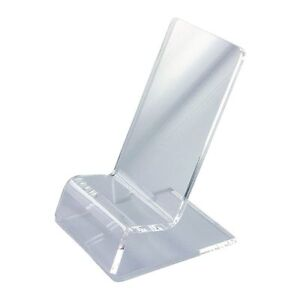 Clear Acrylic Stand Mount Holder for iPod touch 4 5 iPhone 4 4S 5 5S 6 7 8 Plus