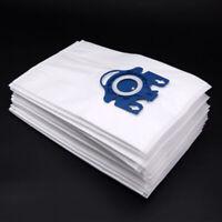 12PCS 3D Bags + 4 Filters For Miele GN Vacuum Cleaner COMPLETE C2 C3 S2 S5 S8 AU