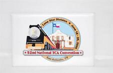 Train Collectors Association 2006 Convention Promotional Pin Daylight Alamo TCA