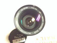 Vivitar 28-85 MM F3.5-4.5 Macro for Canon FD