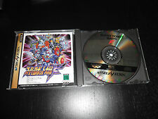 SUPER ROBOT WARS F--SEGA SATURN japan game