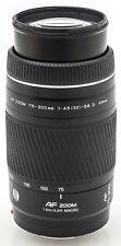 Minolta AF Zoom 75-300mm 75-300 mm 4.5(32)-5.6 4.5-5.6 D für Sony Dynax - defekt