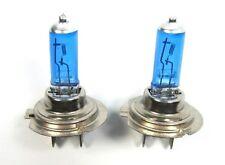 2 AMPOULES H7 PEUGEOT 406 607 807 TYPE LOOK XENON BLUE 12V 55W