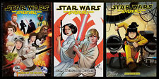 Star Wars Adventures TPB Set Volumes 1, 2, 3 IDW Comics New Canon Young Readers