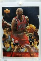 Rare: 1998 98 Upper Deck MJX Michael Jordan MJ Timepieces #102 #'d of 2300 Bulls