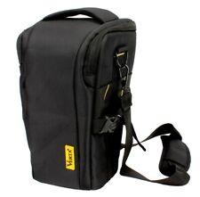 Top-Load Holster Camera Bag Large Medium Size DSLR SLR Zoom Lens Shoulder Waist