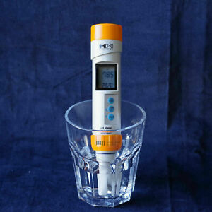 Digital HM PH-200 Meter Aquarium Pool SPA Water Quality Monitor Temp