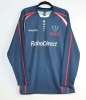 Melbourne Rebels Rugby Long Sleeve Top Jersey Rugby Union Size L