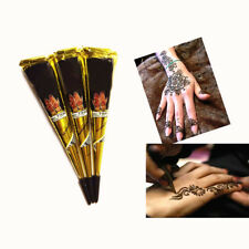 base de plantes Henna tatouage temporaire Kit Body Art de la peinture d'encre