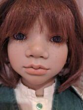 Annette Himstedt Doll Melvin Children Together 1994-95 #11805 Nib