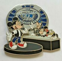 Disney Pin Badge WDW - American Idol Experience Goofy, Minnie and Donald
