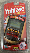1999 YAHTZEE Electronic Handheld Video Game Milton Bradley MB Hasbro Sealed