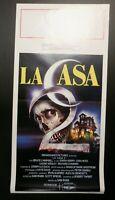 """Evil Dead 2 Original Italian Locandina Poster La Casa 2 28""""x13"""""""
