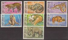 VIET NAM 1984 ANIMALI SERIE COMPLETA MINT NEW