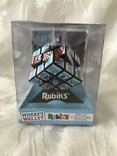 WHERE'S WALLY RUBIK'S CUBE SPECIAL COLLECTOR'S EDITION BRAND NEW