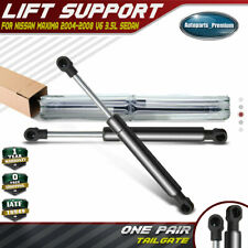 2x Tailgate Rear Trunk Lift Support Shock Struts for Nissan Maxima 04-08 Sedan