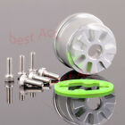 1/10 5681Aluminum Front RearDuty Differential Carrier Washer ForRCTraxxas Summit photo