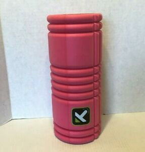 Trigger Point Grid Foam Roller Pink 13""
