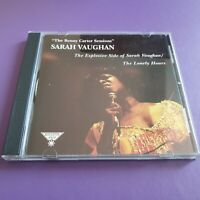 sarah vaughan - The Benny Carter Sessions (2 LPs on 1 CD)