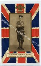 (Ld8236-473) RP, H.R.H Prince of Wales, Edward VIII Grenadier Guards, 1914 Used