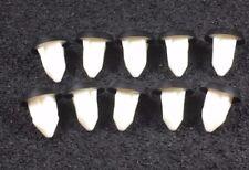 10 x Skoda Carrozzeria Paraurti & Vite Occhiello tagliare clip g452