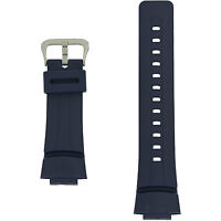 Casio 10001491 Resin Strap Replacement Watch Band