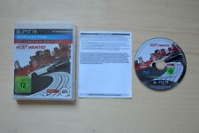 PS3 - Need for Speed: Most Wanted - Limited Edition - (OVP, mit Anleitung)