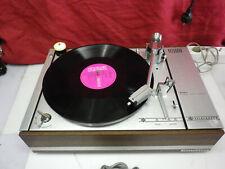 Telefunken W250 Stereo Plattenspieler + Shure M75MB  intern.shipping