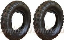 2x Tire & Inner Tube Set Front & Rear for Honda Z50 Mini Trail Monkey 3.50-8