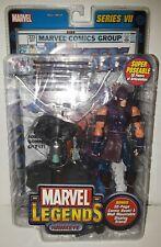"Marvel Legends Hawkeye 6"" Action Figure Series VII 7 ToyBiz 2004 Avengers"
