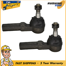 2 Front Outer Tie Rod Left & Right Kit for Buick Chevrolet Oldsmobile Pontiac