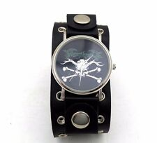 Finntroll Skull Watch Analog Officially Licensed Band Merch Crave Trendware