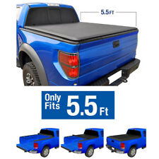 Roll Up Soft Tonneau Cover JDMSPEED Fits Ford 2004-2018 F-150, 5.5' Short Bed