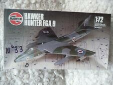 AIRFIX SERIES 2 – HAWKER HUNTER FGA.9 – 1:72 IN FACTORY SEALED BOX